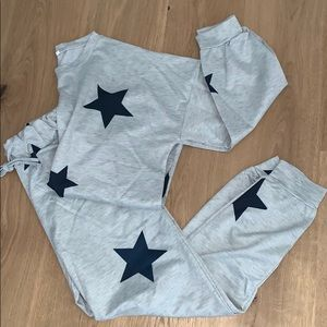 BRAND NEW matching star set
